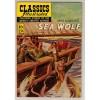 1969 Classics Illustrated Comic # 85: Sea Wolf – Fn