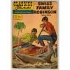 1966 Classics Illustrated Comic # 42: Swiss Family Robinson – VG