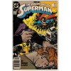 1988 Adventures of Superman Comic # 445 – FN