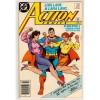 1988 Action Comics # 597 – Fn