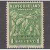 USED NEWFOUNDLAND #183 (1932)