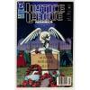 1990 Justice League America Comic # 40 – FN