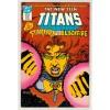 1986 The New Teen Titans Comic # 23 – VF