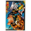 1995 X-Men Deluxe Edition Wolverine Comic # 90 – LN