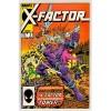 X-Men 1986 X Factor Comic # 2 – FN+