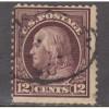 USED SCOTT #417 (1914)
