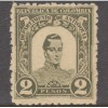 UNUSED/NH COLOMBIA-ANTIOQUIA #127 (1899)