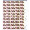 US, Scott# 1560, ten cent Salem Poor sheet of 50 stamps