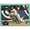 1992 Stadium Club #282 LONNIE SMITH Braves WS4 collision w/ Harper