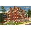 Linen Postcard. Rockingham Hotel, Portsmouth, N.H.