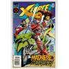 1994 X-Men Deluxe Edition X-Force Comic # 40 – VF