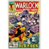 1992 Warlock And The Infinity Watch Comic # 5 – NM