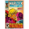 1992 Warlock And The Infinity Watch Comic # 3 – VF+
