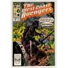 1988 The West Coast Avengers Comic # 39 – FN