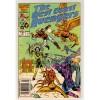 1986 The West Coast Avengers Comic # 10 – VG+
