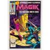 1984 Magik Illyana And Storm comic # 2 – FN+