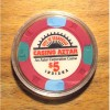 Casino Aztar $5. Casino Chip - Indiana - Primary Chip