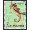 Singapore - Scott #53 Used (2)