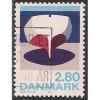 (DK) Denmark Sc# 787 Used