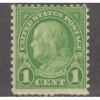 UNUSED SCOTT #632 (1927)