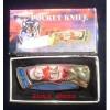 Sunrise Dogs Fine Quality Lock Blade Pocket Knife