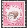 New Zealand - Scott #326 Used