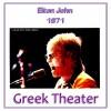 ELTON JOHN LIVE GREEK THEATER 1971 SEPTEMBER.12 2CD