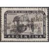 USED ARGENTINA #731 (1961)