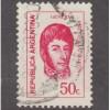 USED ARGENTINA #934 (1972)