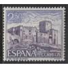 1969 SPAIN   2.50 Pts.  Castles  series   mint*, Scott # 1575