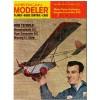AMERICAN MODELER - vintage aviation r/c magazine 1966 May / June