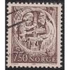 (NO) Norway Sc# 669 Used