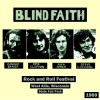 BLIND FAITH LIVE WEST ALLIS, WISCONSIN 1969 07.26 CD
