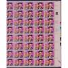 US, Scott# 2721, twenty-nine cent Elvis Presley sheet of 40 stamps