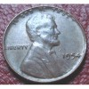 1954 LINCOLN CENT IN VF-EF CONDITION