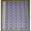 US, Scott# 1173, four cent Echo 1 Comm. Satellite sheet of 50 stamps