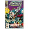 1992  Deathlok Comic # 18 – VG