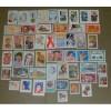 US, set of 50 different twenty-nine cent stamps, MNH