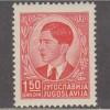 UNUSED YUGOSLAVIA #145 (1939)