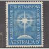 USED AUSTRALIA #380 (1963)