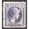 Luxembourg - Scott #173 Used