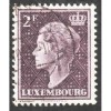 Luxembourg - Scott #257 Used (2)