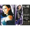 ALIAS SEASON THREE SD1 COMIC CON PROMO CARD