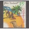 USED NEW ZEALAND #1059 (1991)
