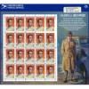 1997 LEGENDS OF HOLLYWOOD HUMPHREY BOGART $.32 CENTS SHEET OF STAMPS