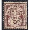 (CH) Switzerland Sc# 71 Used