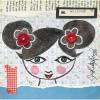 Girly Girl #10 by Jen Kelly Hirai