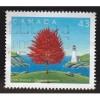 Canada 1524l Canada Day: Red Maple CV = 0.75$