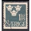 (SW) Sweden Sc# 588 Used