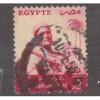USED EGYPT #372 (1955)